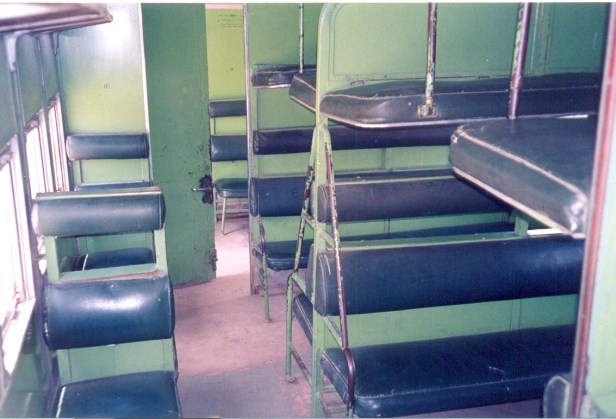 17- 2nd Class Seater-interior